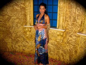 Sharon Pakir at the Ball - Regent Ballroom - 2010